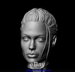 Tomb Raider Jolie Laura 1/6 Figure Statue Modèle Résine Kits Unpainted Impression 3d