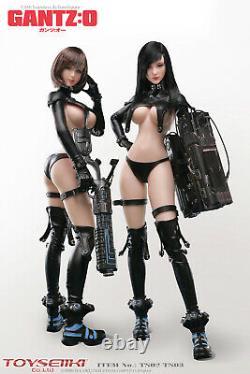 Toyseiiki Gantzo 1/6ème Échelle Seamless Reika&anzu Action Figurine Modèle Jouet De Poupée