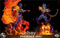 Tpa Phoenix Ikki Statue Resin Gk Figure Collection Modèle 1/6 Ex Version Nouveau
