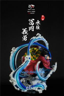 Tueur De Démon Tomioka Giyuu 1/7 Figurine En Résine Figure Peinte Statue En Stock N ° 2