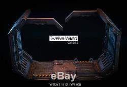 Twtoys 1/12 Tw1908 Série D'extension Illimitée Gnaku Scène Plate-forme Figure Modèle