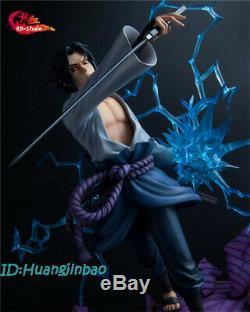 Uchiha Sasuke Figure Résine Statue Hb-studio Painted Model Team 7 1/6 En Stock Gk