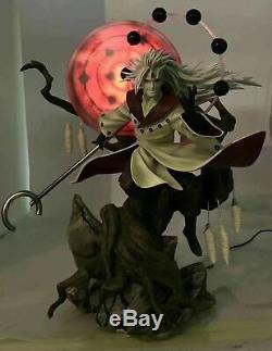 Uchiwa Madara Résine Figure Singularity Atelier Modèle 1/7 Painted En Stock Nouveau