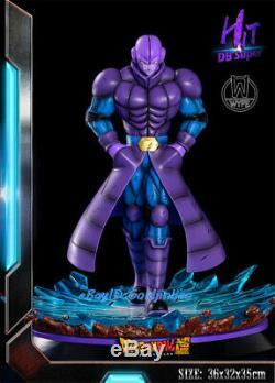 Wype Studio Dragon Ball Hitto Figure Résine Modèle Painted Statue Précommandez Anime