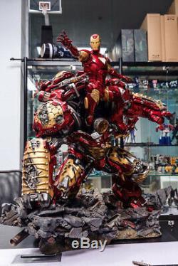 XM Studio Avengers Hulkbuster Mk44 Iron Man Mk43 Statue Énorme Modèle D'action Figure