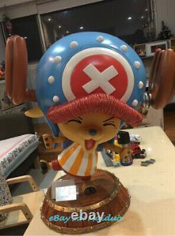 Xz&top Tony Chopper Resin Figure 11 Scale Model Gk One Piece Statue New